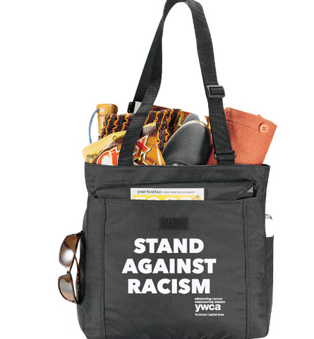 Stand Against Racism Tote Bag