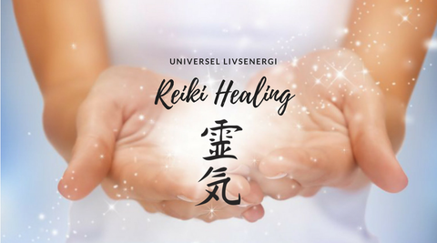 Reiki fjernhealing - LivingWithNature Healing Center