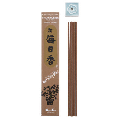 Morning Star Incense - Frankincense