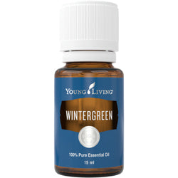 Wintergreen essentiel olie
