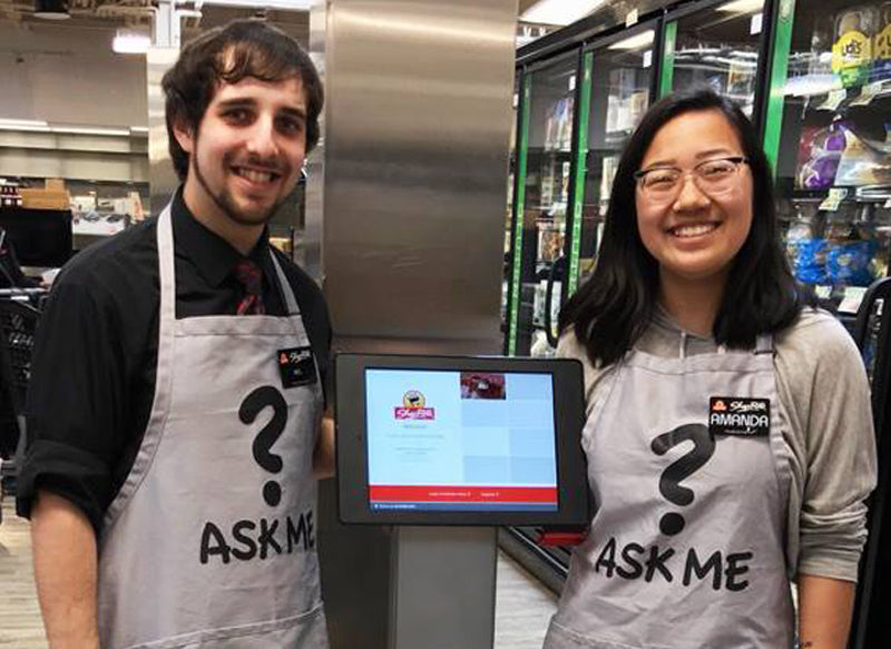 Kiosk Group Featured in Progressive Grocer