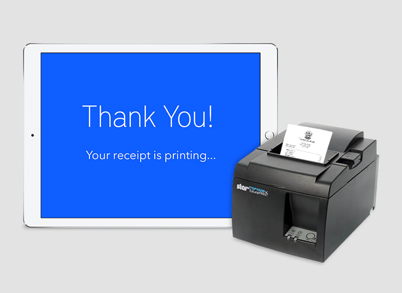Wired Thermal Printing for iOS