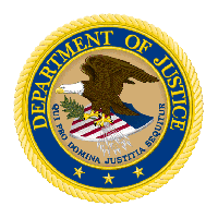 United States Department of Justice Kiosk