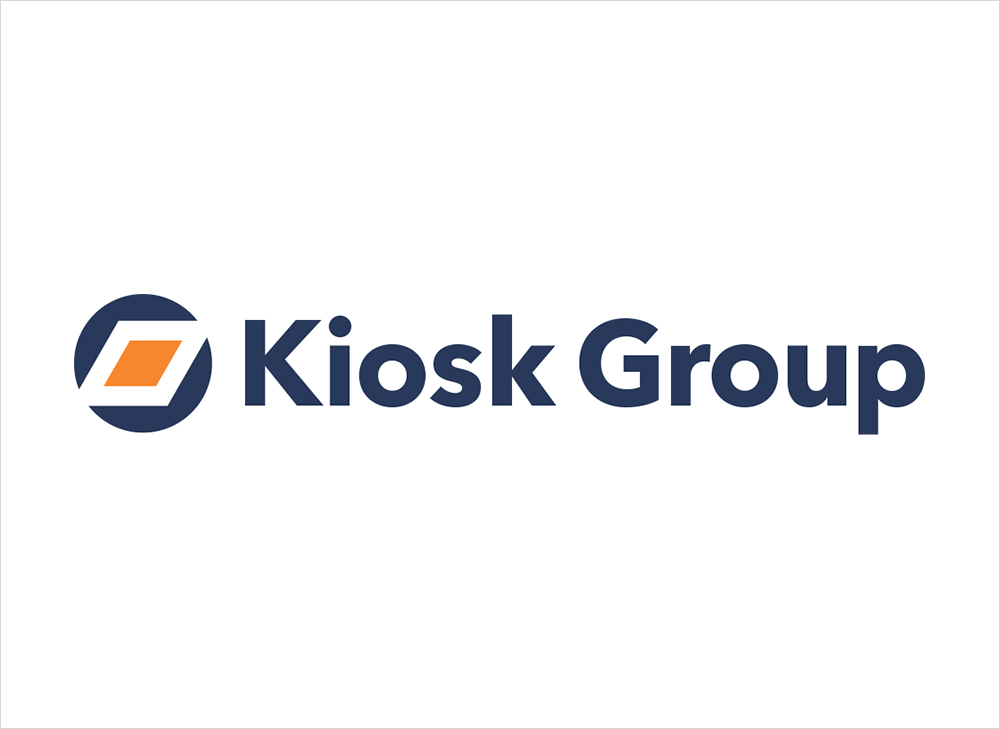 Our new Kiosk Group logo