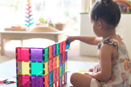 The Benefits of Playing with Building and Construction Toys