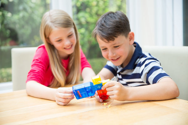 Five Unifying Characteristics of STEM Toys