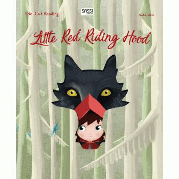 Sassi - Little Red Riding Hood Book
