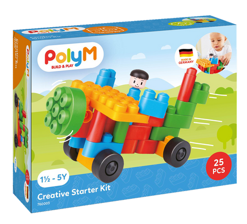 Poly M - Creative Starter Kit