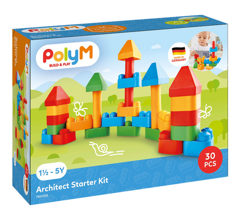 Poly M - Architect Starter Kit