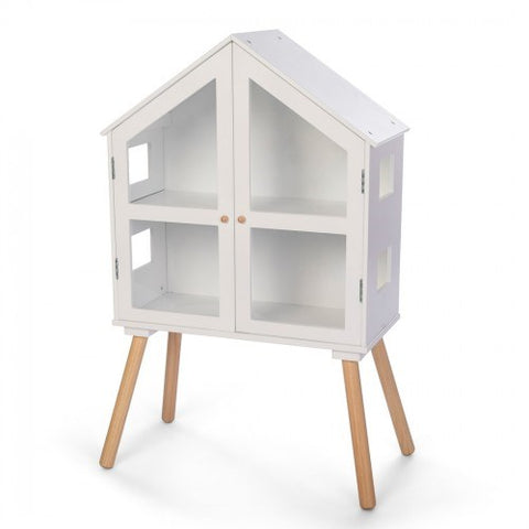 Astrup - Wooden Dream House Cabinet