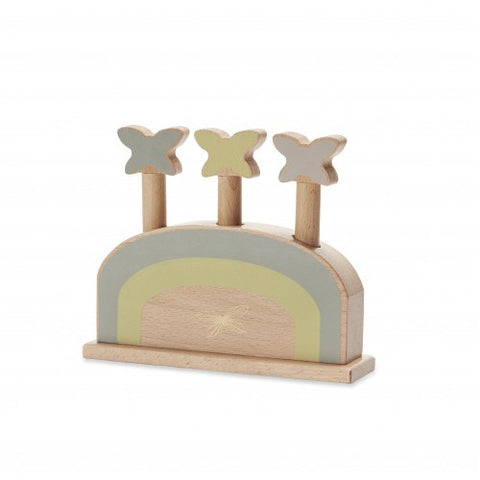Astrup - Wooden Educational Pop Up Toy