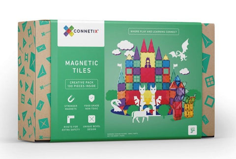 Connetix - 100 Piece Pack Set