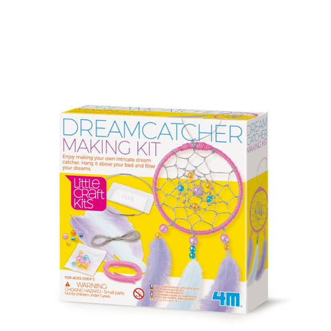 4M - Little Craft - Dream Catcher Making Kit