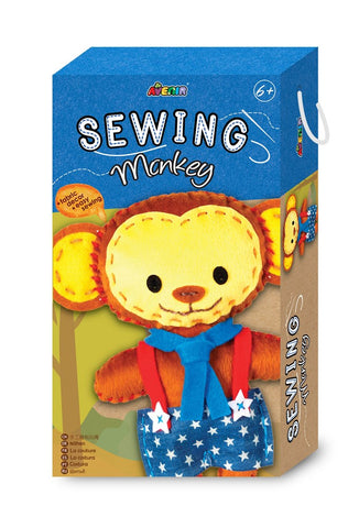 Avenir -  Sewing - Monkey