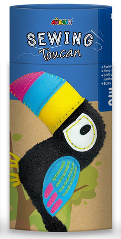 Avenir -  Sewing - Doll - Toucan