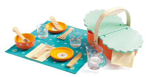 Djeco - My Picnic Set Role Play