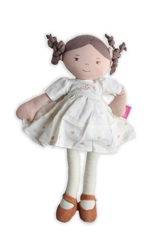 Bonikka - Cecilia Doll with Brown Hair