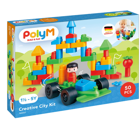 Poly M - Creative City Kit