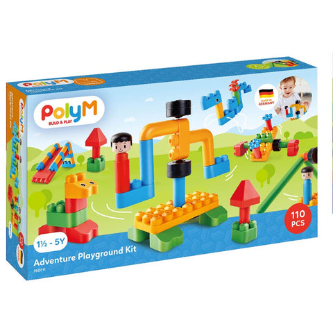 Poly M - Adventure Playground Kit