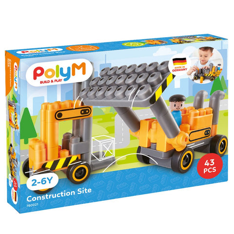 Poly M - Construction Site Kit