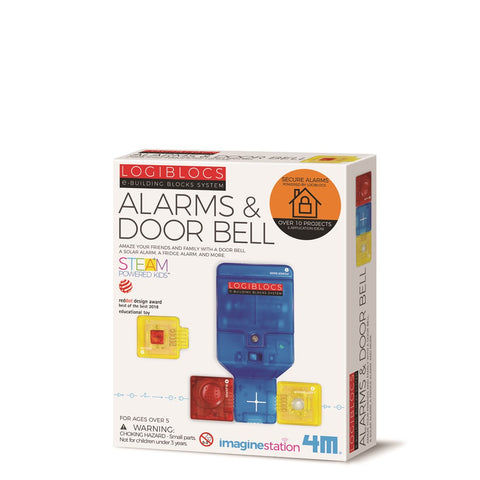 4M - Logiblocs - Alarms and Door Bell