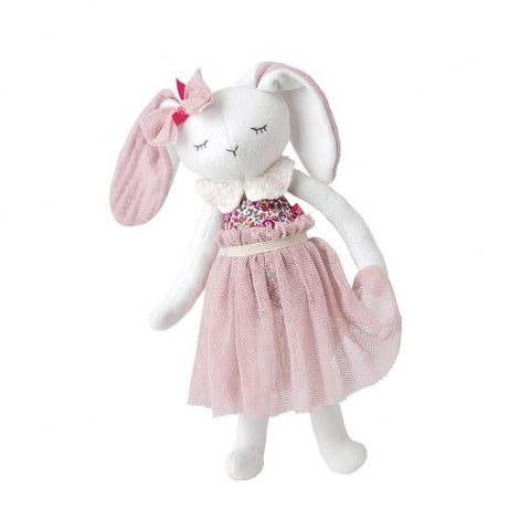 Kikadu - Rabbit Girl Doll