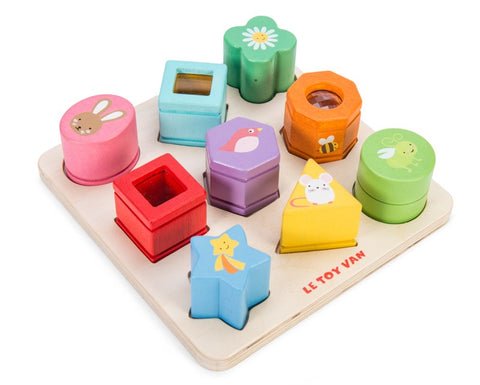 Le Toy Van - Petilou - 9 Piece Sensory Set