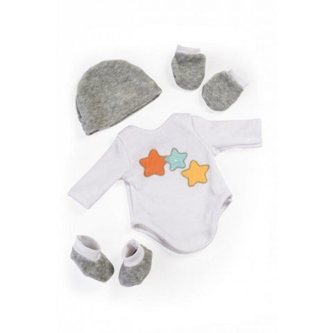 Miniland - Layette Body Suit Outfit