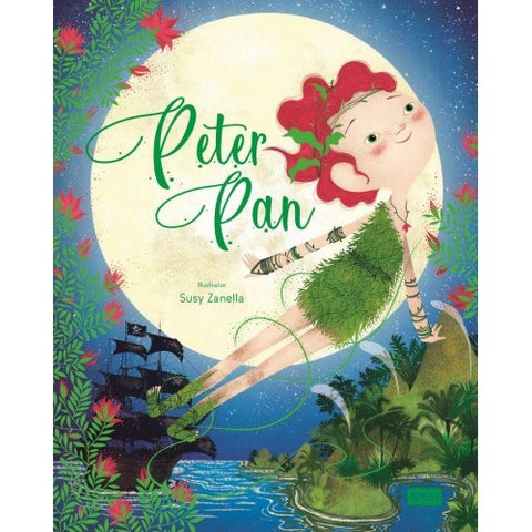 Sassi - Peter Pan Book