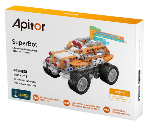 Johnco - Apitor - SuperBot