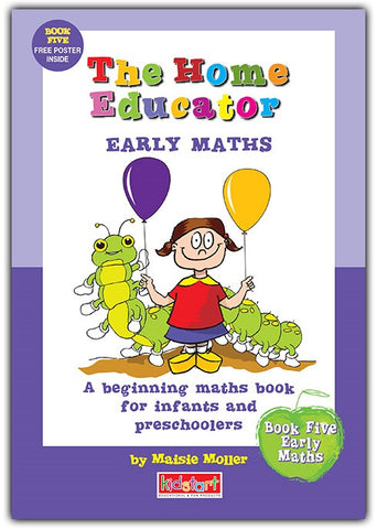 Home Educator Book - Early Maths