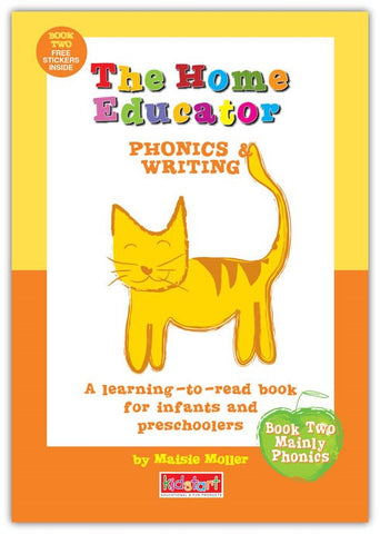 Home Educator Book - Phonics & Writing