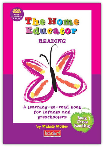 Home Educator Book - Reading