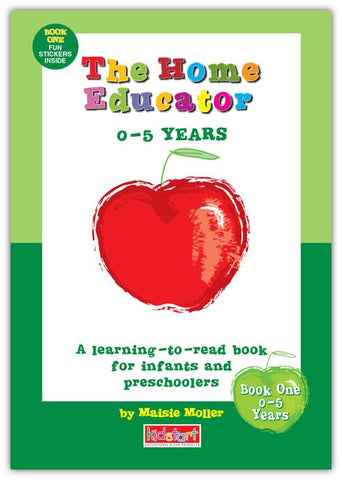 Home Educator Book - Learning to Read