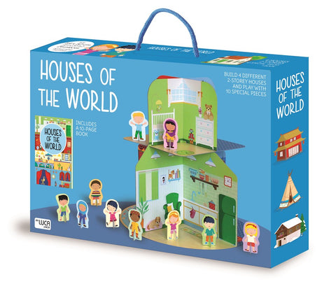 Sassi - Houses of the World 3D and Book