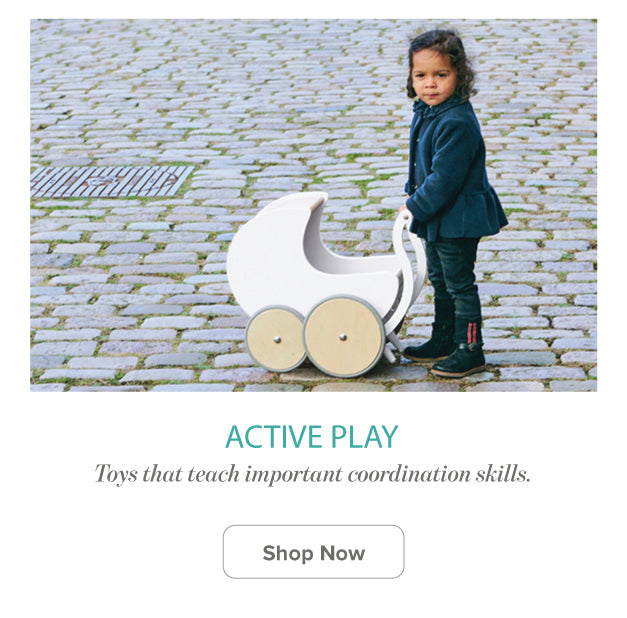 Push Pull Along Toys | Good to Play
