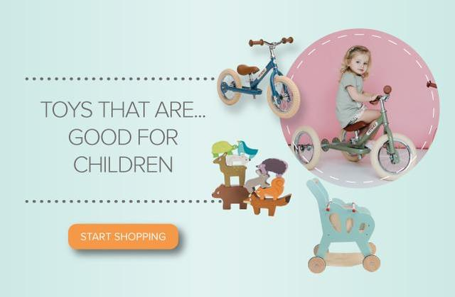 Toys that are good for children