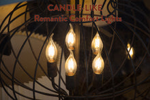 Load image into Gallery viewer, NorbCOZY Candelabra Flame (B11 Flame)