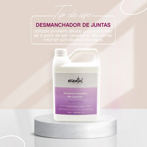 Desmanchador de juntas Essential® by Mabel Cartagena