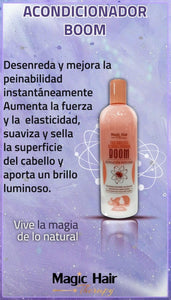 Acondicionador BOOM Acondicionadores Magic Hair