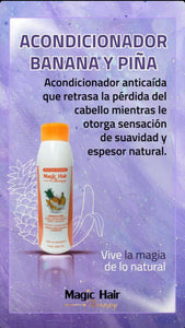 KIT ANTICAIDA 1 Kits anticaida de cabello Magic Hair