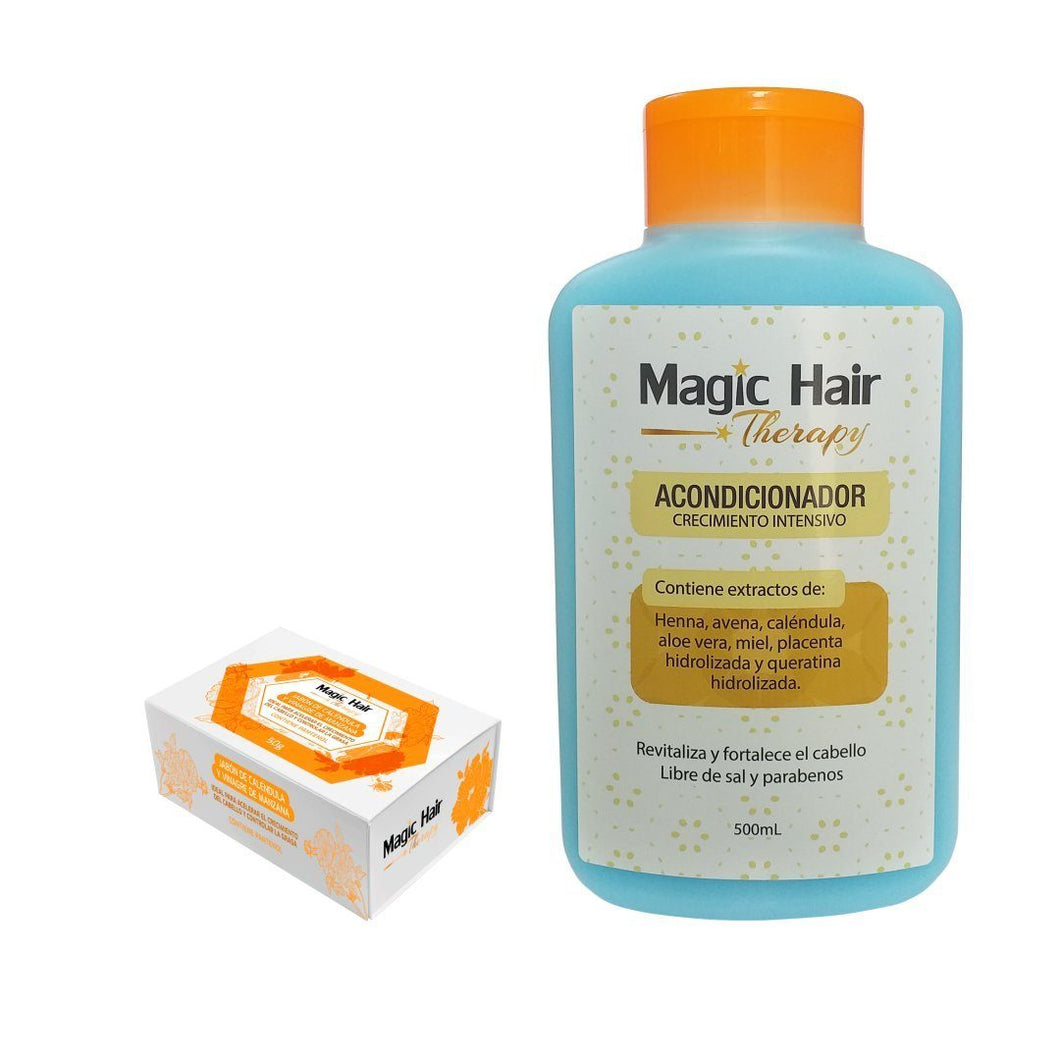 KIT CABELLOS GRASOS 1 Kits cabellos grasos Magic Hair