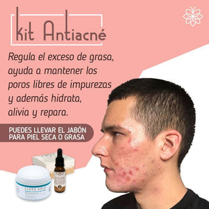 KIT FACIAL ANTIACNÉ Kits faciales Class Gold