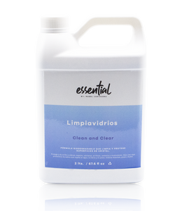 Limpiavidrios Essential® by Mabel Cartagena