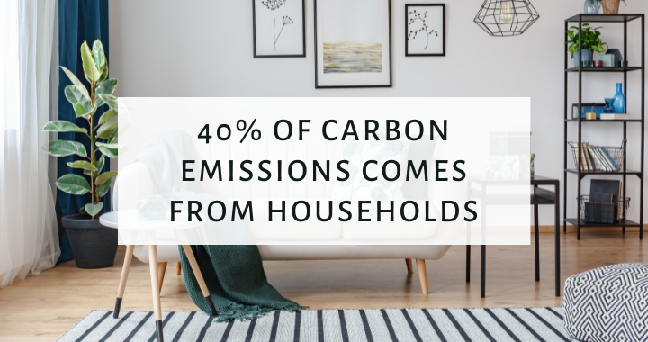 Reducing household carbon emissions can reduce eco-anxiety