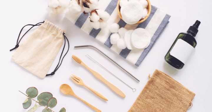 Shop sustainable products to reduce eco-anxiety
