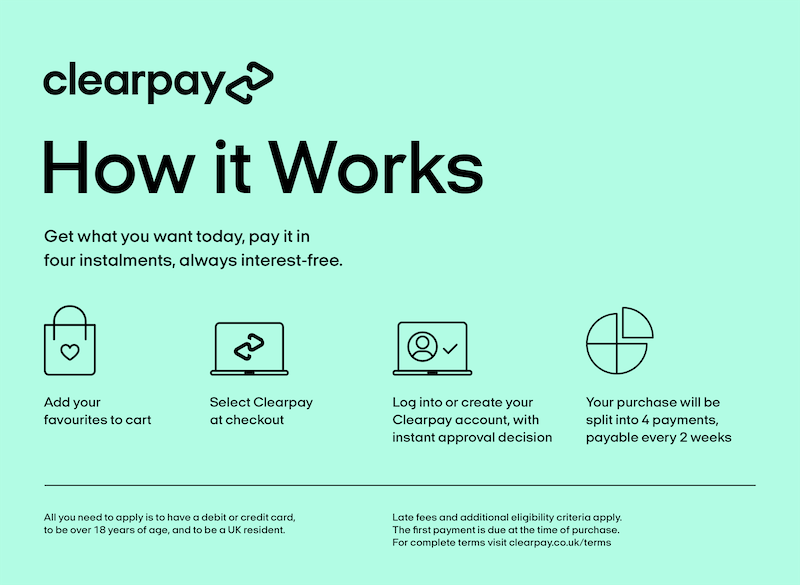 Clearpay How To