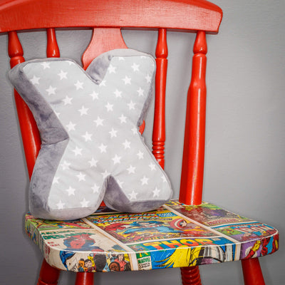 Alphabet CushionX