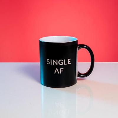 Anti-Valentine's Day Heat Change Mug