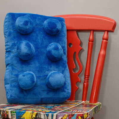 Building Block CushionBlue